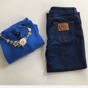 Dolce & Gabbana | ankle cropped jean pant